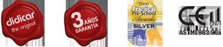 Tienda Didicar vende correpasillos para niños desde 9 meses Didicar Original
